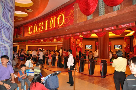Philippines Casino Surge on the Brink
