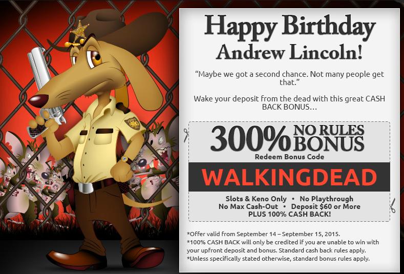 no deposit casino birthday bonus