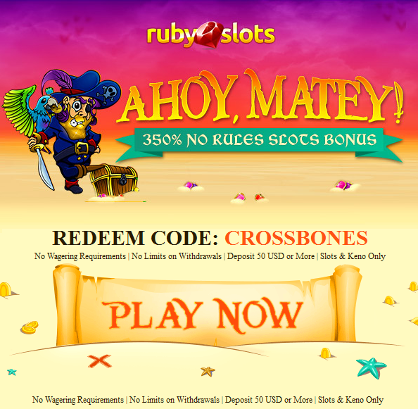 ruby slots bonus codes