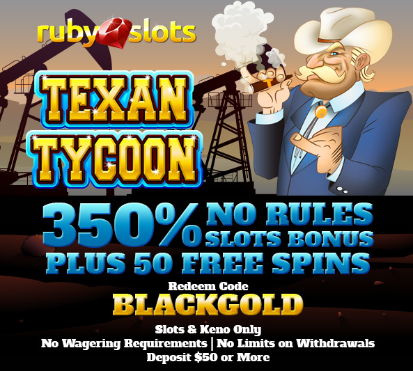 Texas Tycoon Slots - Free Play & Real Money Casino Slots