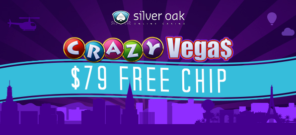 Silver Oak Casino Free Chip