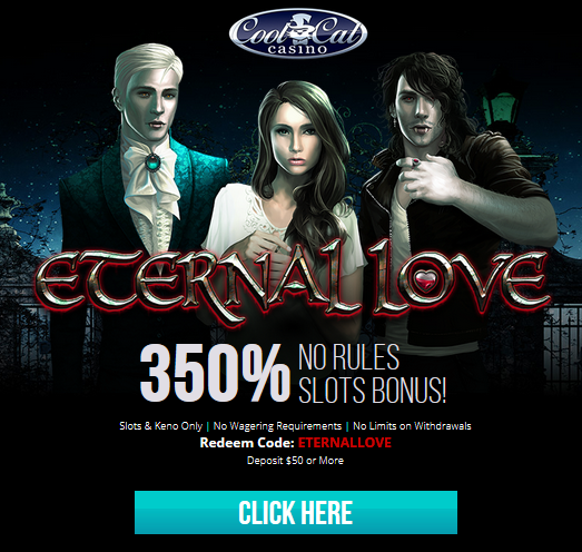 Eternal Love Slot Bonus Cool Cat Casino