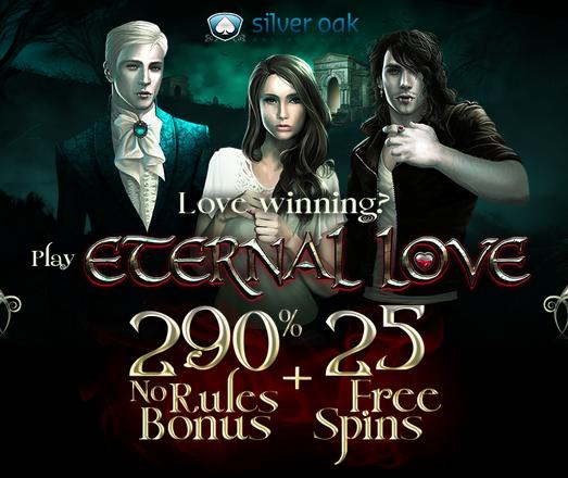 No Rules Bonus Plus Free Spins Silver Oak Casino