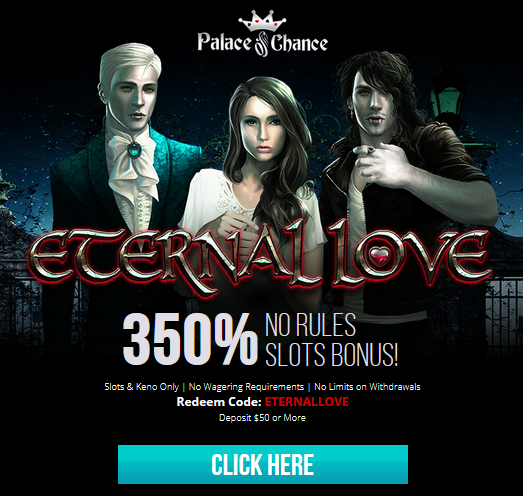 Eternal Love Slot Bonus Palace of Chance Casino