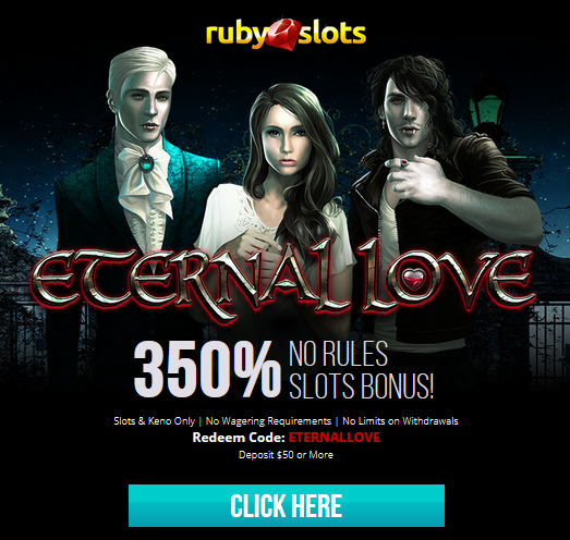 Ruby Slots No Rules Bonus