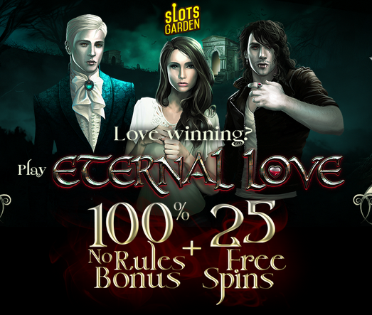 Eternal Love Slot Bonuses Slots Garden Casino