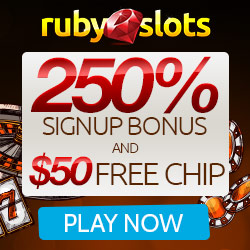Ruby Slots Casino New Player Bonuses